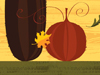 Whimsical Pumpkins  -- Free Traditional Celebrate Fall, Desktop Wallpapers from American Greetings