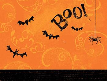 halloween orange and black wallpaper - photo #10