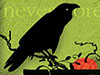 Nevermore!  -- Free Traditional Halloween,Traditional  Holiday Desktop Wallpapers from American Greetings