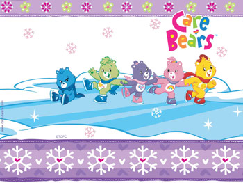 The Care Bears except for