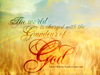 The Grandeur of God  -- Free Christian, Desktop Wallpapers from American Greetings