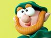 Top o' the Moonin' to Ya  -- Free St. Patricks Day, Holiday Desktop Wallpapers from American Greetings
