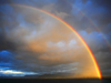 Heavenly Rainbow  -- Free Religious Christian Nature, Desktop Wallpapers from American Greetings