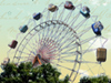 Ferris Wheel  -- Free Trendy Just Because Nature, Desktop Wallpapers from American Greetings