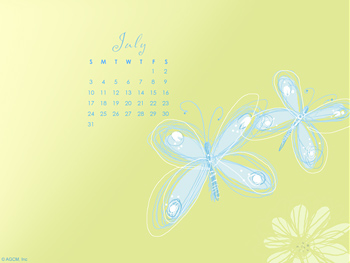 july calendar wallpapers free wallpapers desktop themes