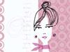 Pink Lady  -- Free Trendy, Desktop Wallpapers from American Greetings