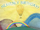 Angel Wishes Birthday eCards