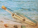 Message in a Bottle Birthday eCards