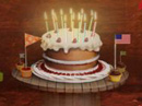 A Country Birthday<br>Interactive Birthday eCards
