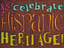 Hispanic Heritage<br>Postcard Hispanic Heritage Month eCards