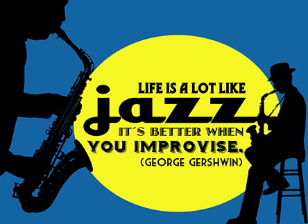 Life Is Like Jazz
