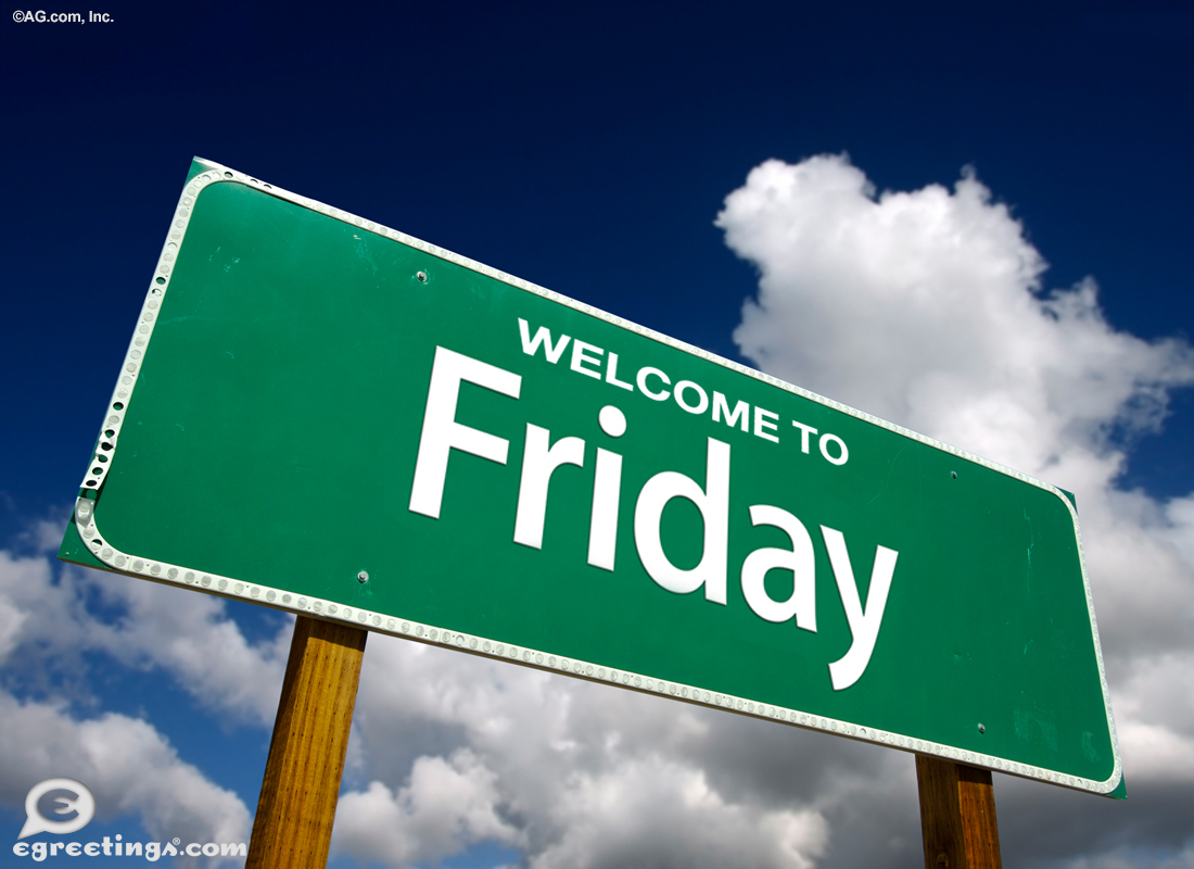Black Friday Graphic >> Welcome Friday Quotes. QuotesGram