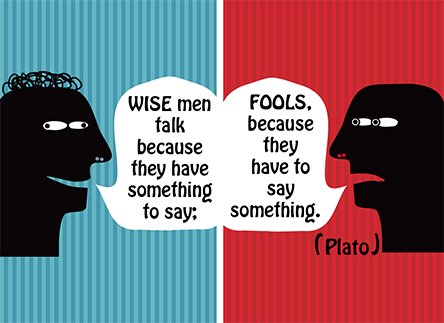 Wise Men or Fools?