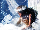 Winter Angel<br>Stationery Holidays Stationery