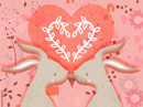 Love Pink<br>Stationery Dating & Love Stationery