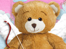 Cupid Bear!<br>Talking Card Valentine's Day eCards