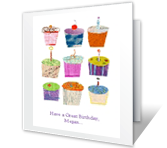 And Many More happy birthday printable cards