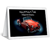 Thought About<br>and Loved happy birthday printable cards
