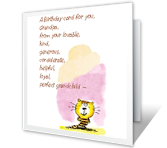 For Grandpa happy birthday printable cards