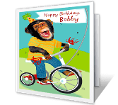 Classy and Sophisticated happy birthday printable cards