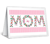 You Fill My Heart, Mom happy birthday printable cards