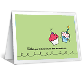 To a Special Friend happy birthday printable cards