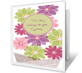 This Is Your Day happy birthday printable cards