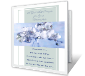 God's Love get well printable cards