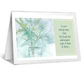 Take Care of Yourself get well printable cards