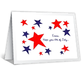 Have a Blast! 4th of july printable cards