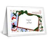 Very Special Person<br>Add-a-Photo christmas printable cards