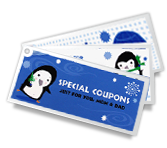 Holiday Coupons