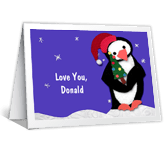 Special Grandson christmas printable cards