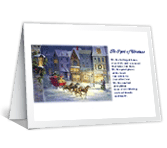 Wishing You Everything Beautiful christmas printable cards