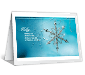 Our Inner Voices christmas printable cards