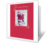 Have a Magical Christmas christmas printable cards