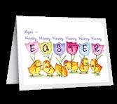 Happy, Happy Easter