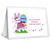 You Bet Your Bonnet! easter printable cards