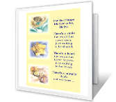 Just Waiting to Be Born mothers day printable cards