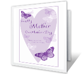 You're Loved and Appreciated mothers day printable cards