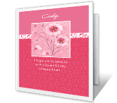 A Blessing for You mothers day printable cards