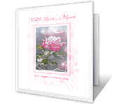 Proud To Be Your Son mothers day printable cards