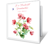 Grandmother Is Loved mothers day printable cards