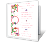 I'll Always Love You, Mom mothers day printable cards