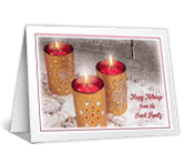 Celebrate the Season seasons greetings printable cards
