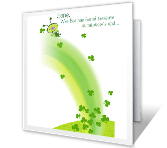 You're Better Than Treasure st. patricks day printable cards