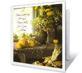 A Thanksgiving Prayer thanksgiving printable cards