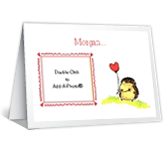 Love You!<br>Add-a-Photo valentines day printable cards