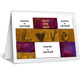All About Love<br>Add-a-Photo valentines day printable cards