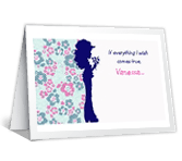 Wishing You Good Things everyday friend printable cards